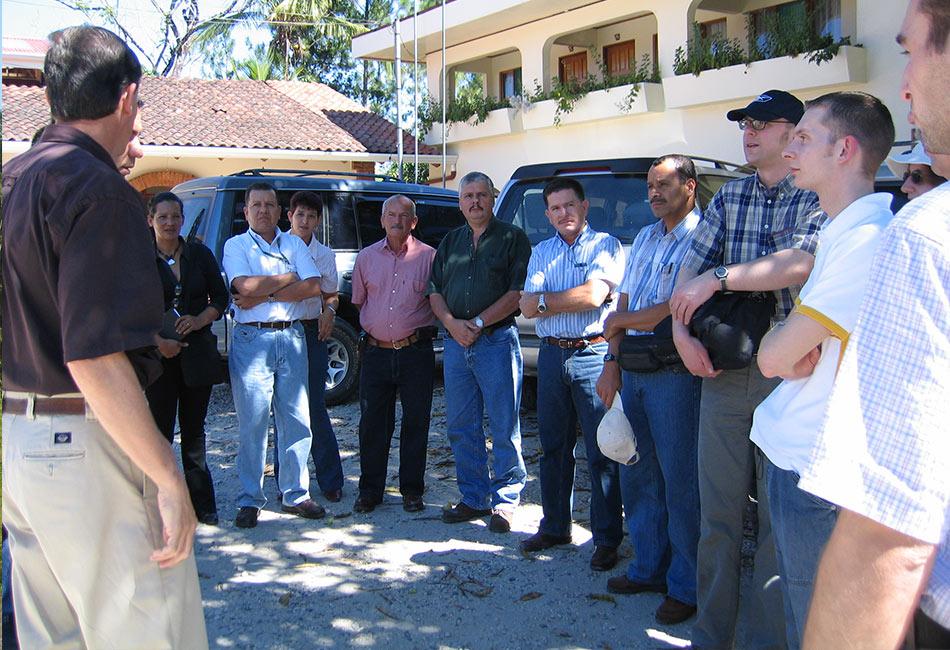 Salcher Kaffee Costa Rica Reisegruppe