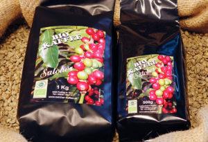 Salcher Kaffee Biokaffee