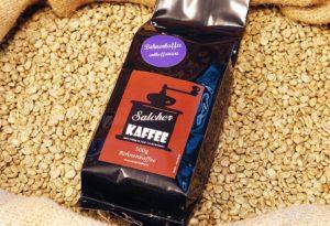 Salcher Kaffee entkoffeiniert