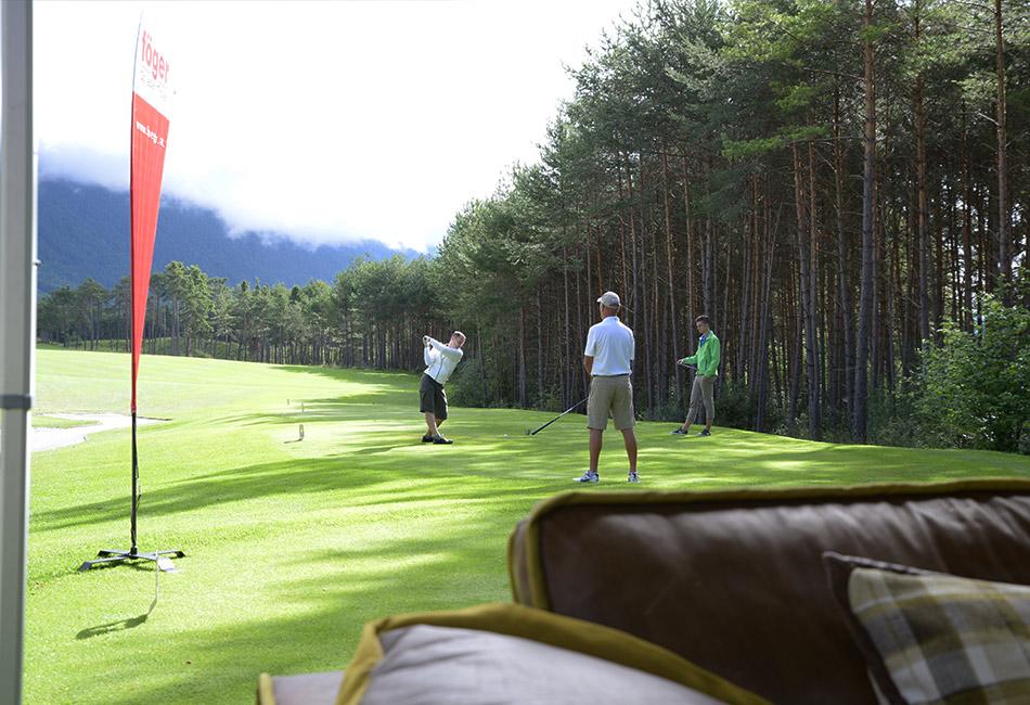 Salcher Kaffee Föger's Golftrophy