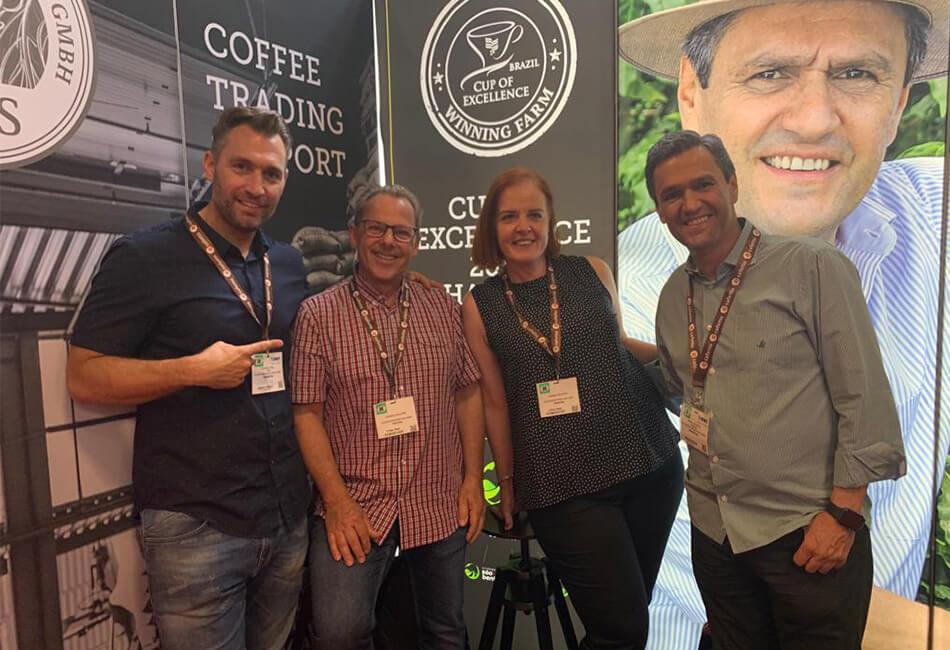 Salcher Kaffee Golftrophy